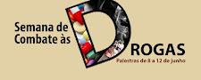 Biblioteca promove palestra sobre prevenção do uso de drogas