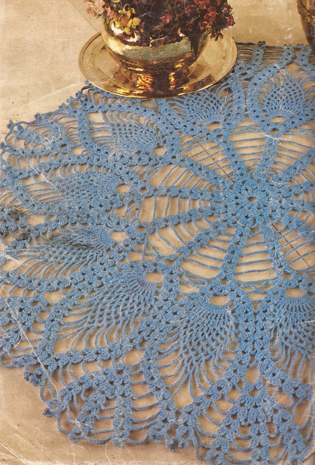 Tapete a Crochet