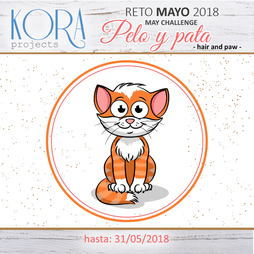 Reto de MAYO /May Challange