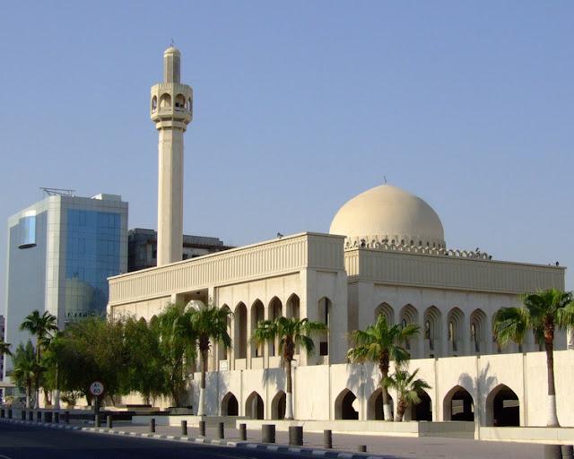 Doha Abu Bakr Mosque - Quatar