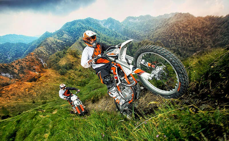 KTM Freeride E Bikes Hd Wallpapers