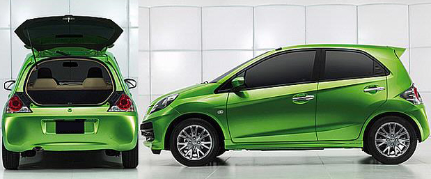Ketahui Spesifikasi Dan Harga Mobil Honda Brio