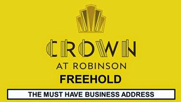 Crown at Robinson logo