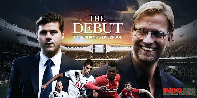 Debut Pertama Klopp dalam melatih Liverpool - Indo888News