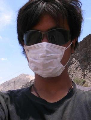 Poluição é nota distintiva de Lanzhou