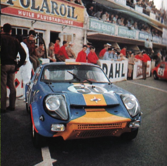 maximum mini urban legend 4 the 1966 le mans mini marcos