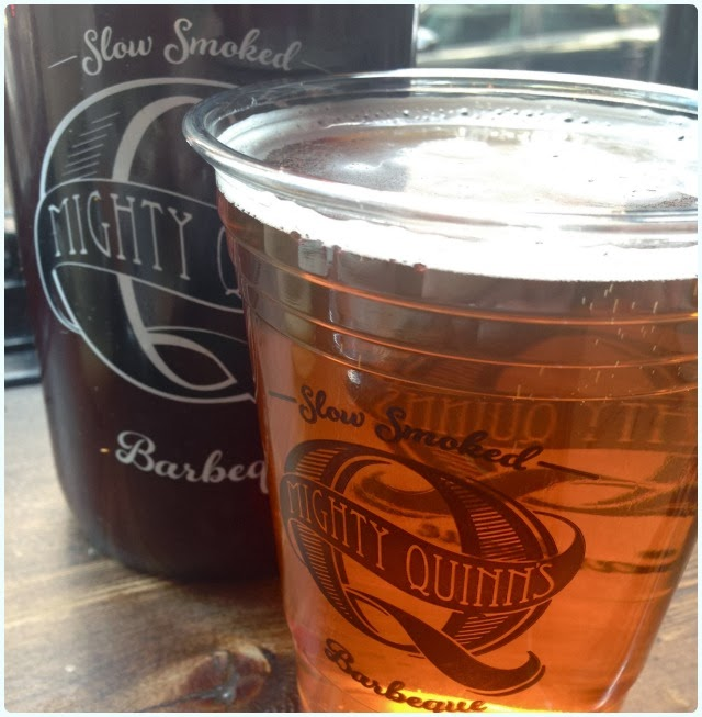 Mighty Quinn's Barbeque - Craft Beer