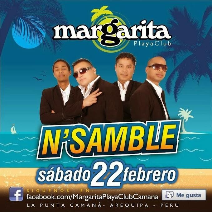 N'Samble en Camaná - 22 febrero