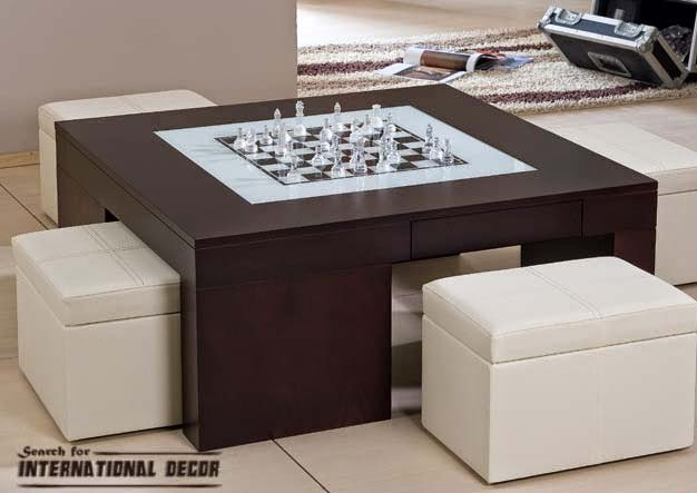 How To Choose And Suitable Coffee Table - Unique Modern Coffee Tables CoffeTable