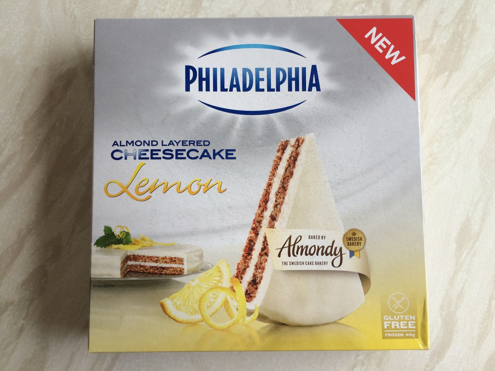Reaching for Refreshment : Review- NEW Philadelphia Almond ... Almondy Bakery