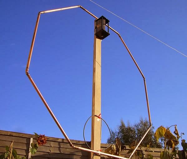 Кв антенна в домашних условиях