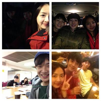 Park Seo Joon And Dasom