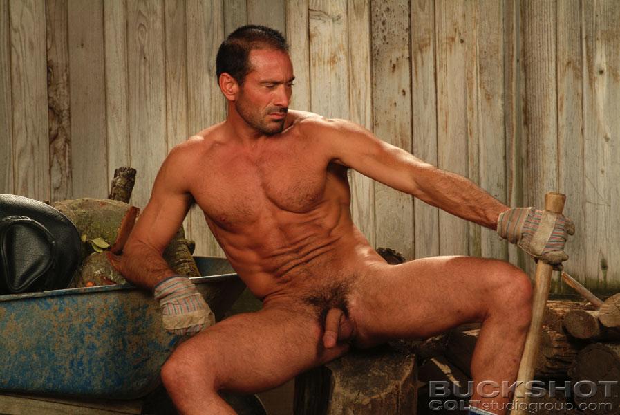 Amateur cowboy naked gay first time matt 4