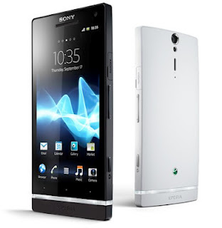 Sony Xperia S, Harga Sony Xperia S, Spesifikasi Sony Xperia S
