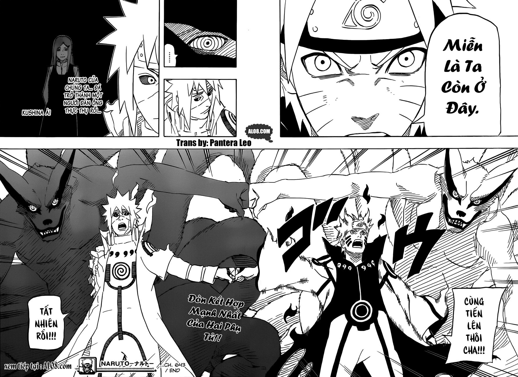 Naruto chap 643 Trang 15