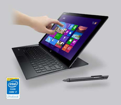 laptop guide: high performance laptops sony vaio duo