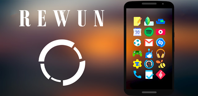 Rewun - Icon Pack v3.7.0 Apk Miki
