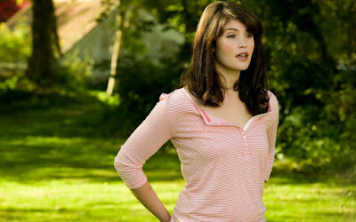 Gemma Arterton Lovely Wallpaper