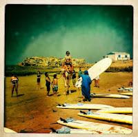 Agosto 2017. Yoga y surf en Marruecos