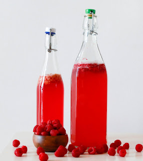 loveurbelly Raspberry Kombucha Tea Recipe