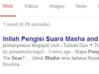 Cara Cepat Agar Blog Terindex Google Dengan Mudah