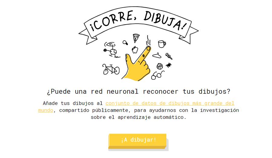 ¿Puede una red neuronal reconocer tus dibujos?