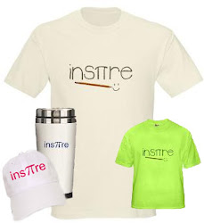 Inspire t-shirts, hats, clocks, and other gifts designed by me!