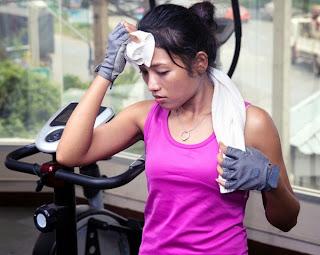 Hacer el doble de ejercicio te ayuda a bajar de peso mas rapido?
