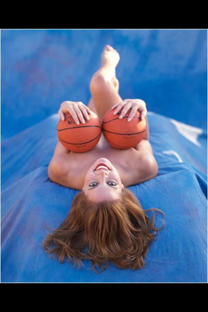 jeanie buss looking hot with basketball