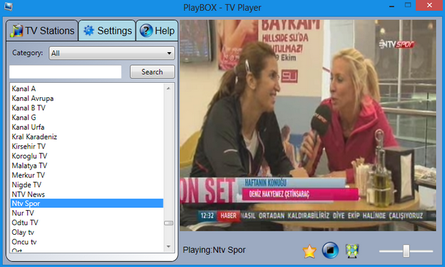 PlayBOX TV Player 2015 Free Download