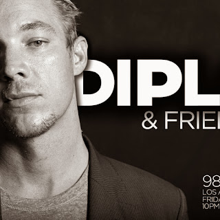 Stream the October 6th Diplo and Friends mix