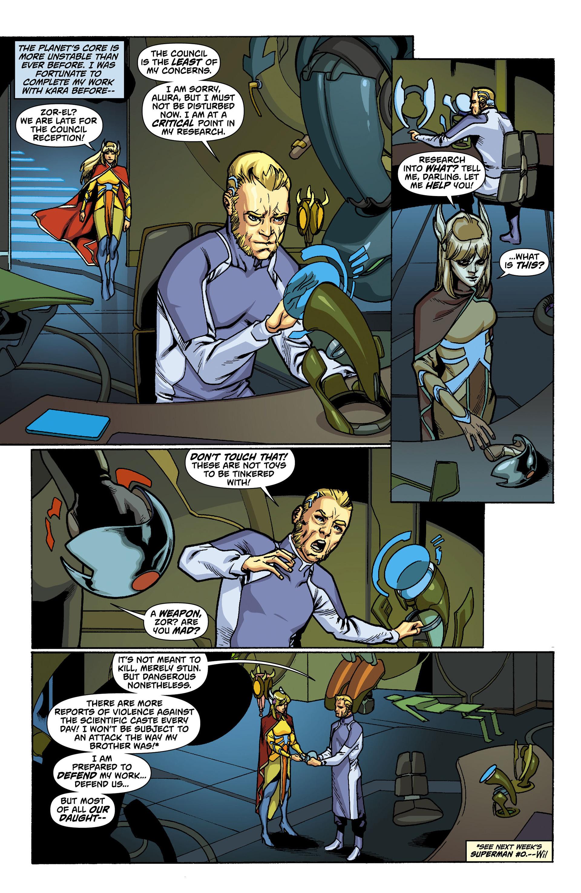 Supergirl (2011) Issue #0 #2 - English 7