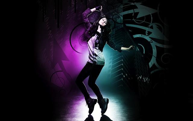 Selena Gomez Dancing Full HD Wallpapers