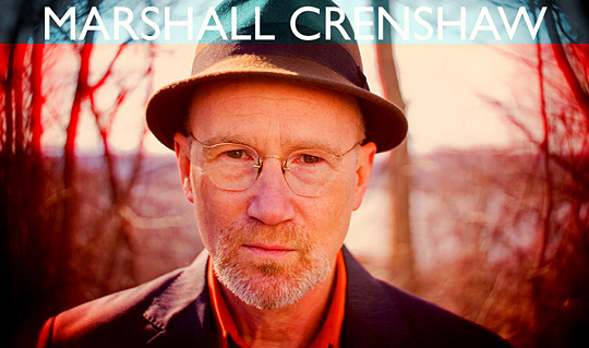 Marshall Crenshaw - #447