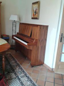 un beau piano !