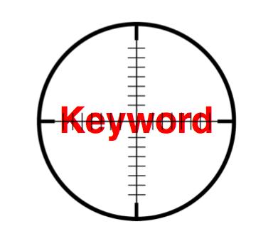 Judul/Topik dan Keyword yang Paling Banyak Dicari