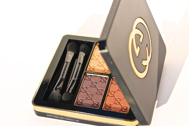 Gucci Magnetic Color Shadow Quad in Crystal Copper