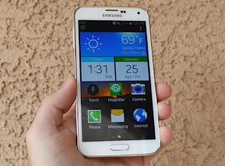 Cara mengaktifkan fitur easy mode Samsung