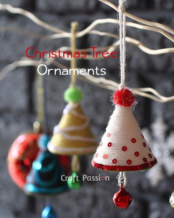 DIY Christmas Ornaments Ideas