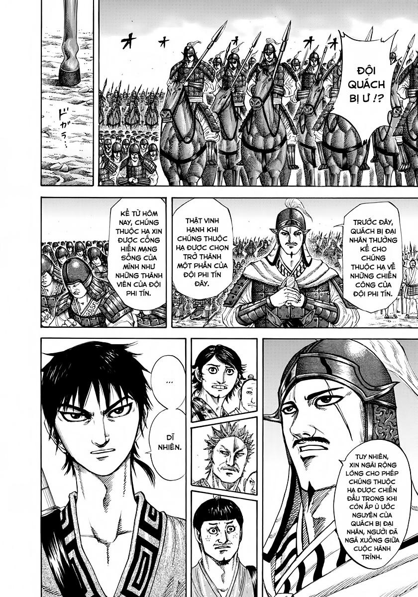 Kingdom - Vương Giả Thiên Hạ Chapter 201 page 6 - IZTruyenTranh.com