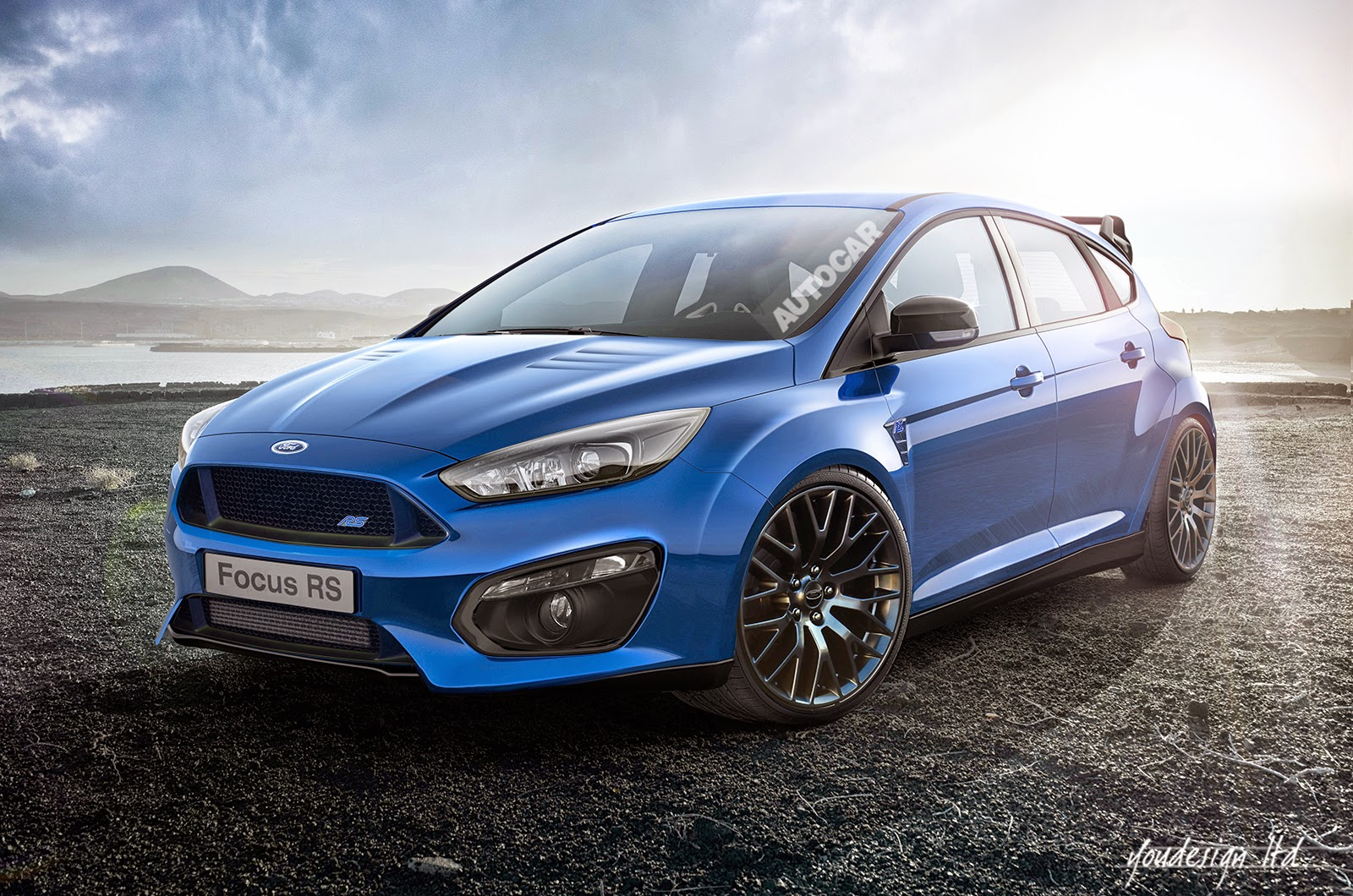 New Ford Focus RS to Feature New Stability Control Technology