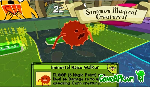 Card Wars – Adventure Time v1.0.9 hack full tiền cho Android