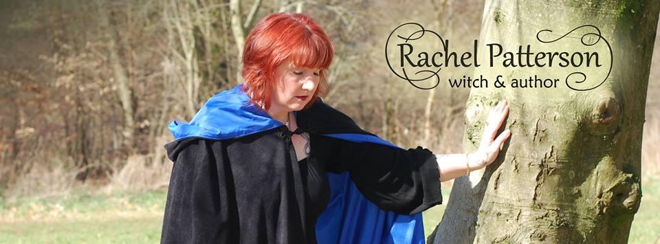 Rachel Patterson - Witch & Author