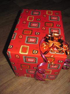 настроение своими руками, подарок, коробка подарок