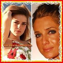 Precido entre las Brasileñas Monique Alfradique y Letícia Spiller