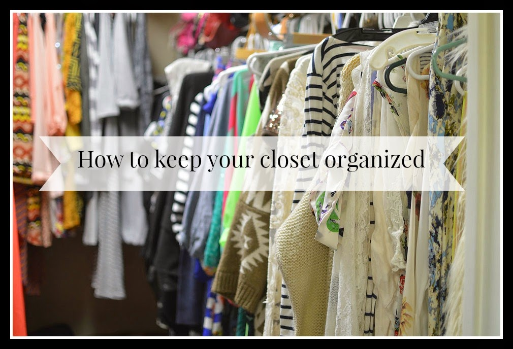 The Samantha Show How To Keep Your Closet Organized