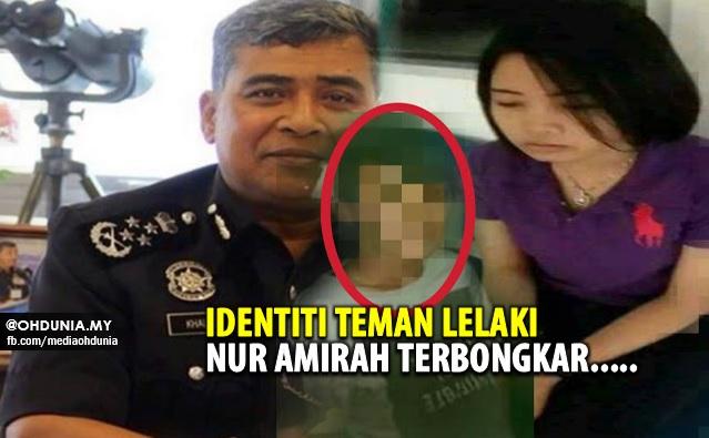 Identiti Teman Lelaki Nur Amirah, dan Laporan Polis Kes Culik Palsu
