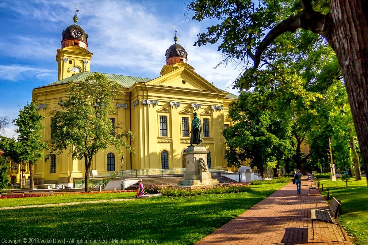 Református Nagytemplom - Debrecen, Magyarország