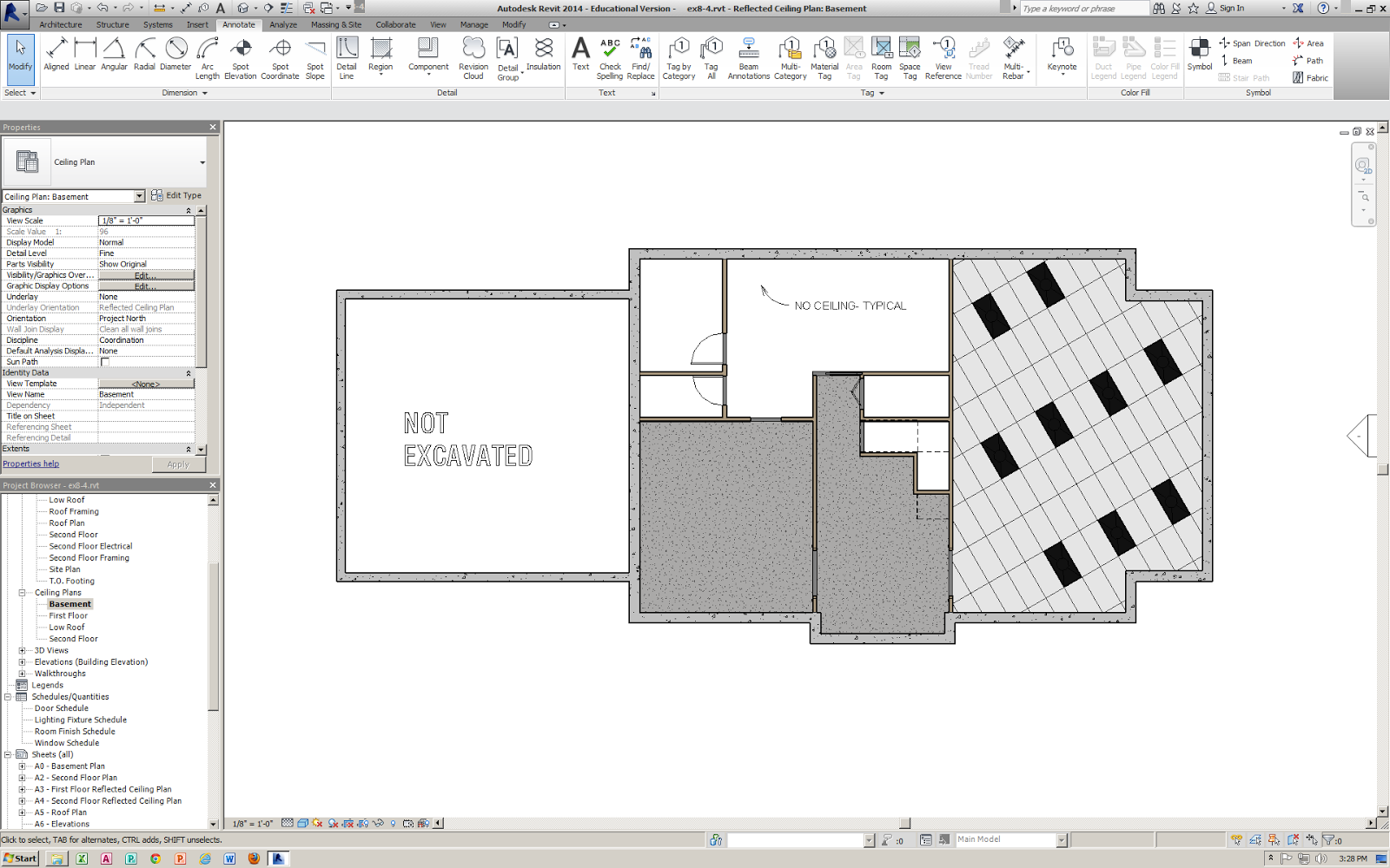 Residential Design Using Autodesk Revit / 4
