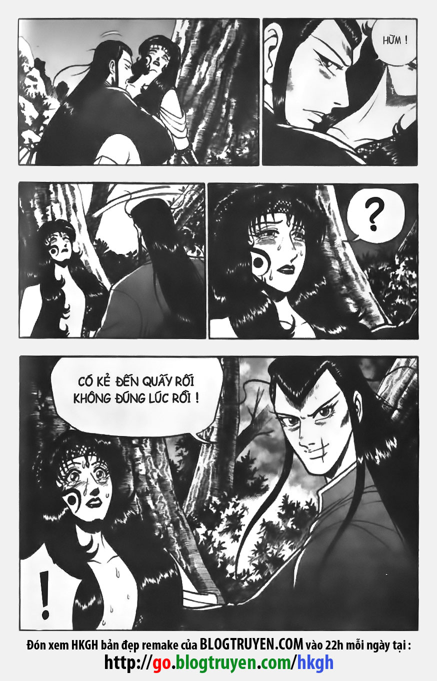 Hiệp Khách Giang Hồ chap 53 page 9 - IZTruyenTranh.com